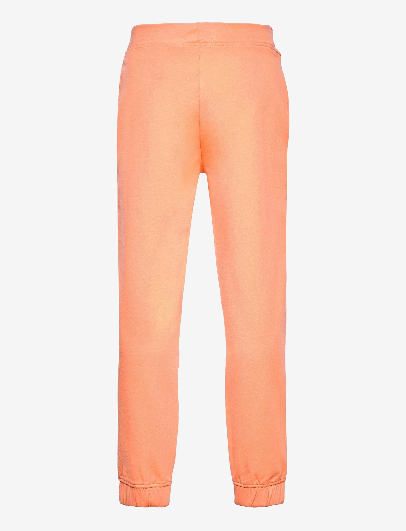 name it - NKFHOWAY SWEAT PANT  BRU - jogginghosen - cantaloupe - 1
