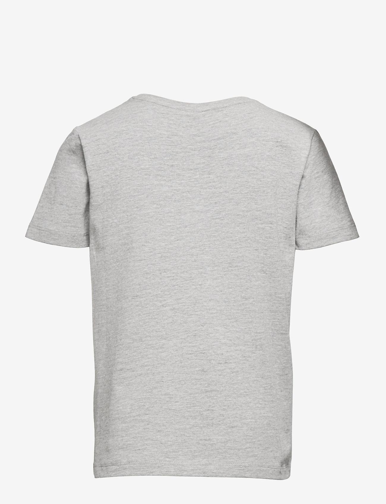 name it - NMMPAWPATROL THIAGO SS TOP BOX VDE - t-shirts - grey melange - 1
