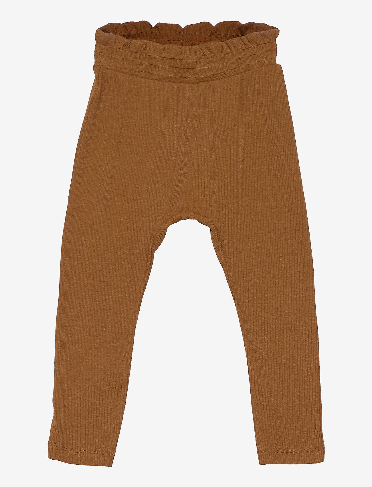 name it - NMFBESAIA PANT - trousers - monks robe - 0