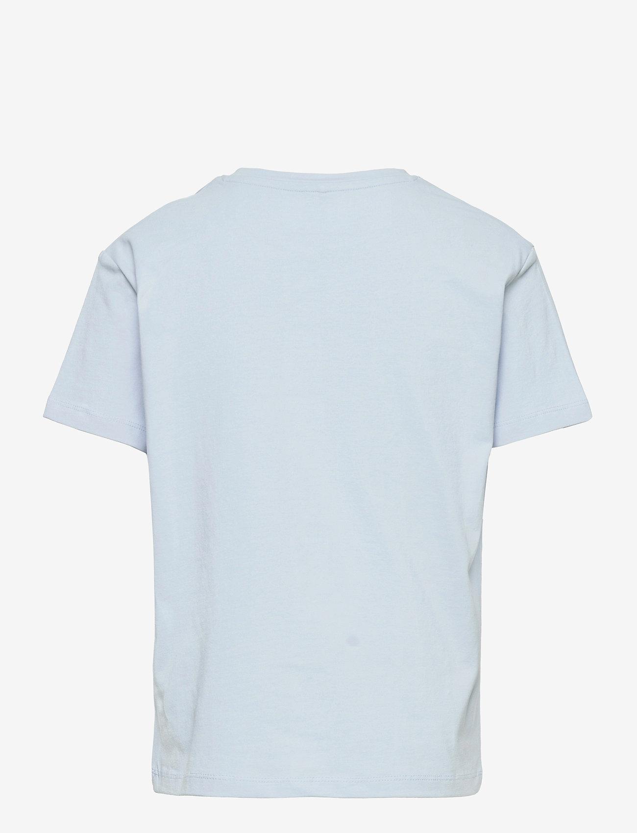name it - NKFMENTOS ALEXA LOOSE SS TOP VDE - t-shirts - skyway - 1