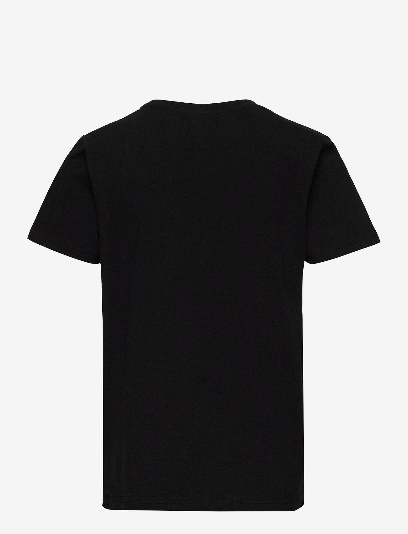 name it - NKMROBLOX MITCHELL SS TOP BOX BIO - t-shirts - black - 1