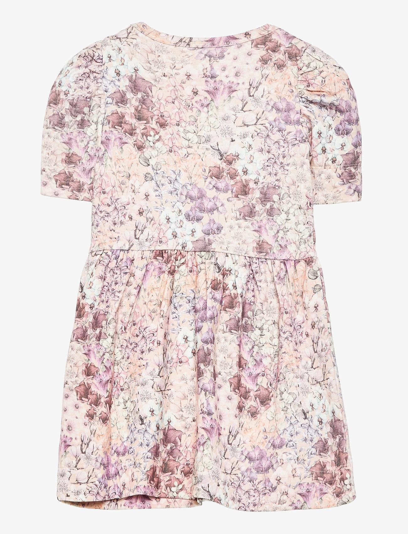 name it - NMFFELLA SS DRESS - kleider - whisper pink - 1