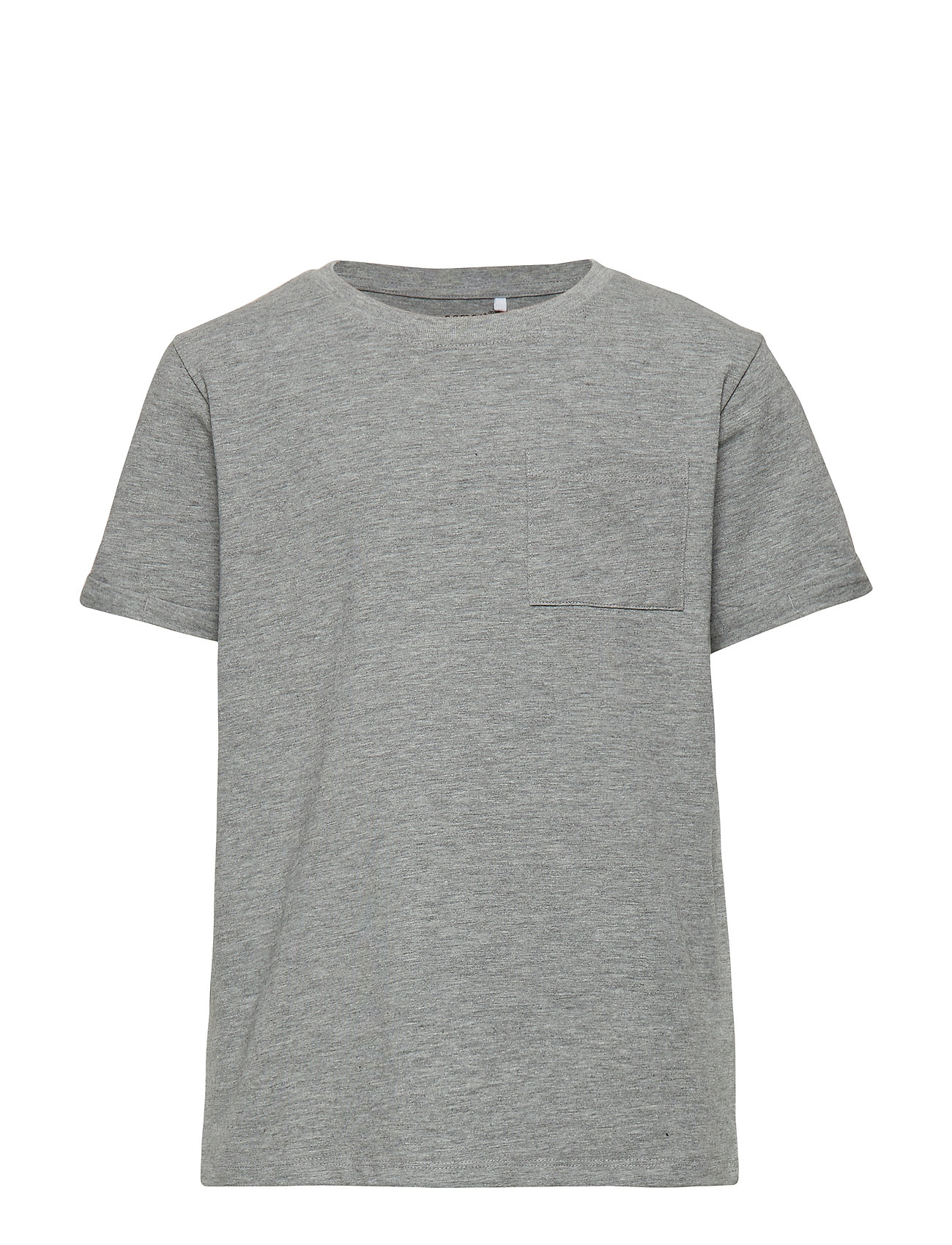 Image of Nkmvester Ss Top Noos T-shirt Grå NAME IT (2923023757)