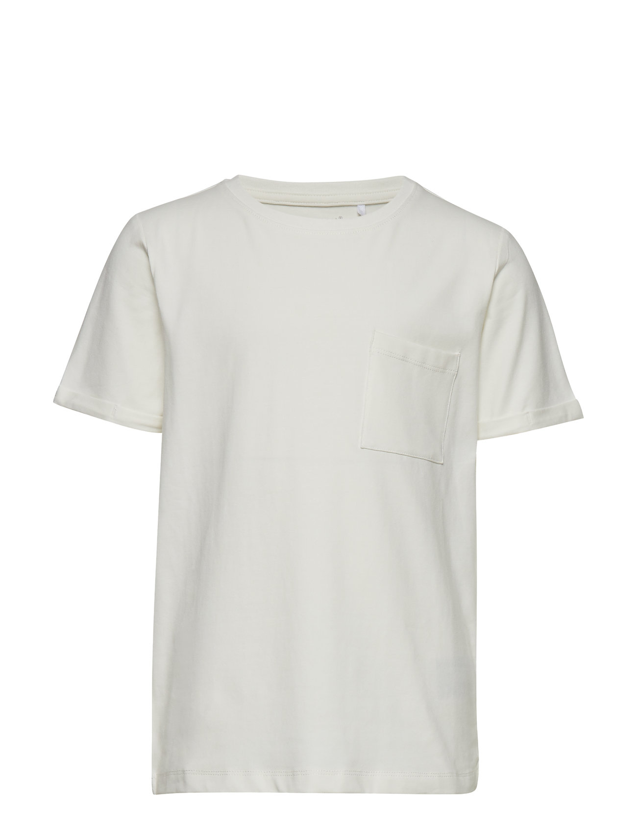 Image of Nkmvester Ss Top Noos T-shirt Hvid NAME IT (2923023755)