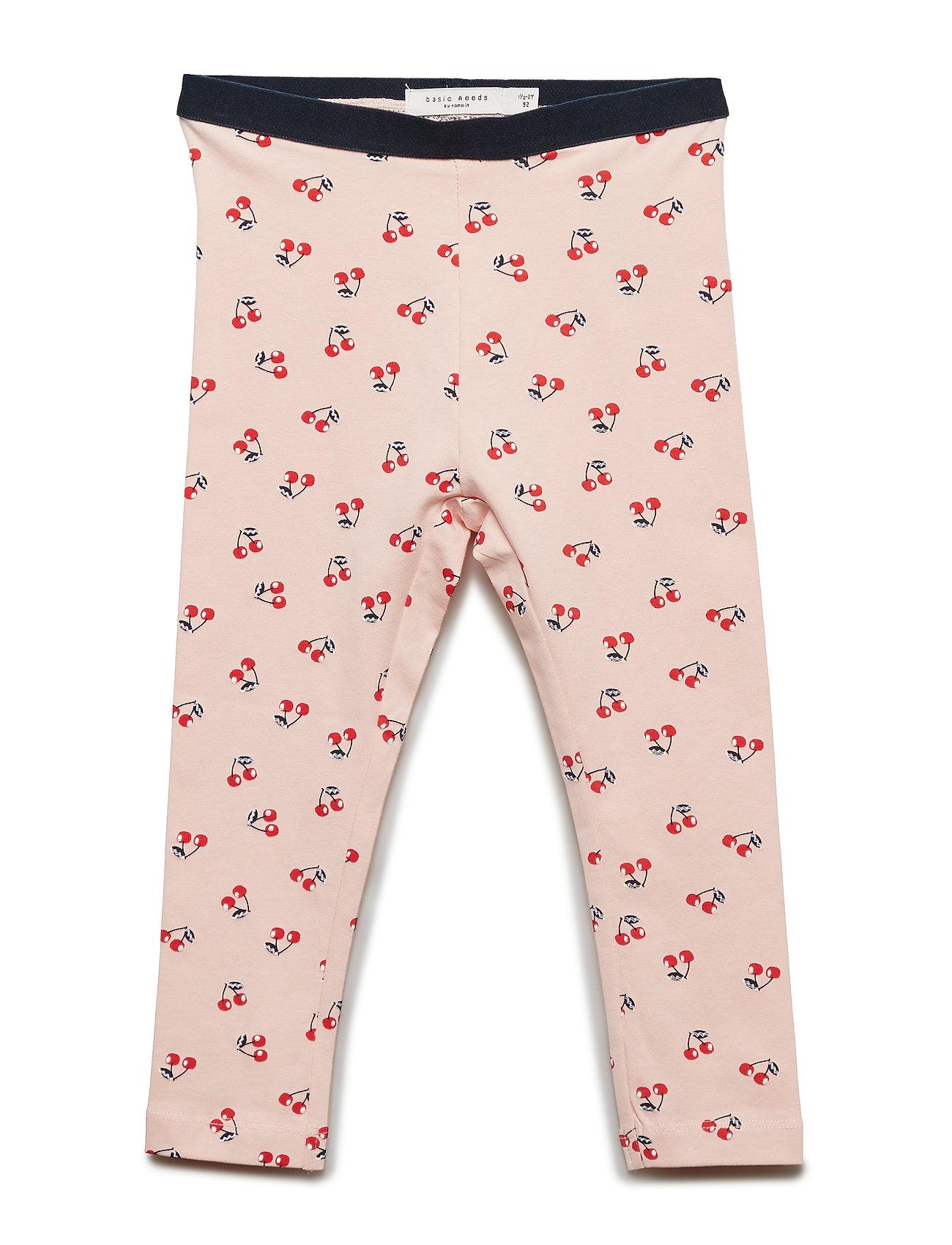 Nmfvivian Aop Legging D (Strawberry Cream) (89 kr) - name it ... 88659966e59