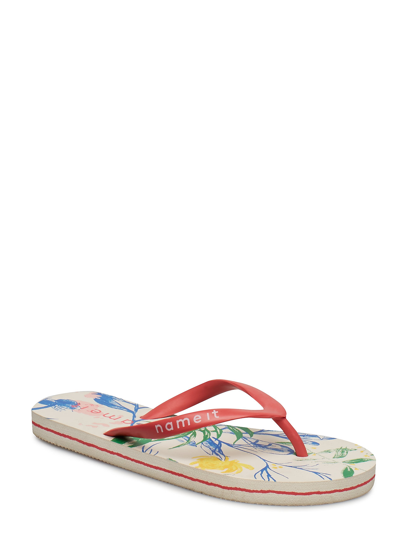 6e1b443eba2 Nkfzitta Flip Flop Box sandaler fra Name it til børn i STRAWBERRY ...