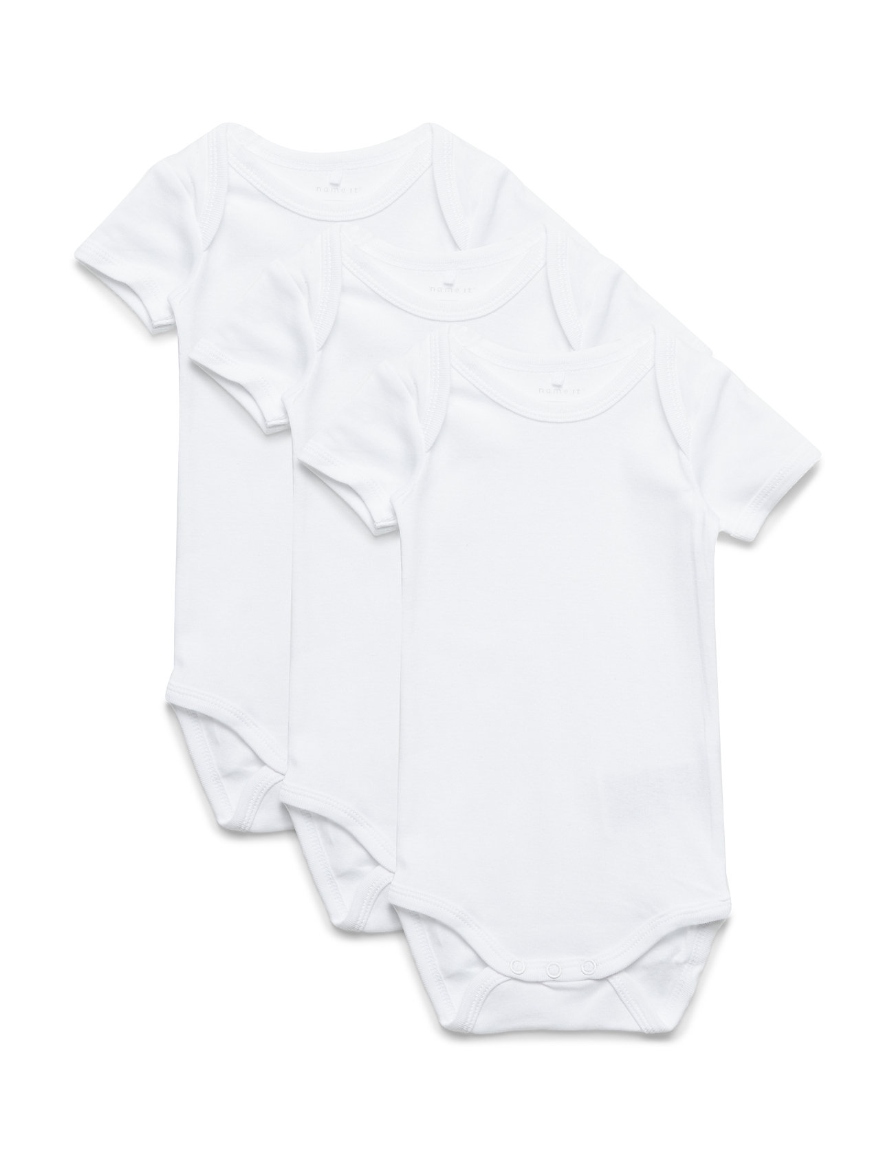 name it NBNBODY 3P SS SOLID WHITE NOOS - BRIGHT WHITE
