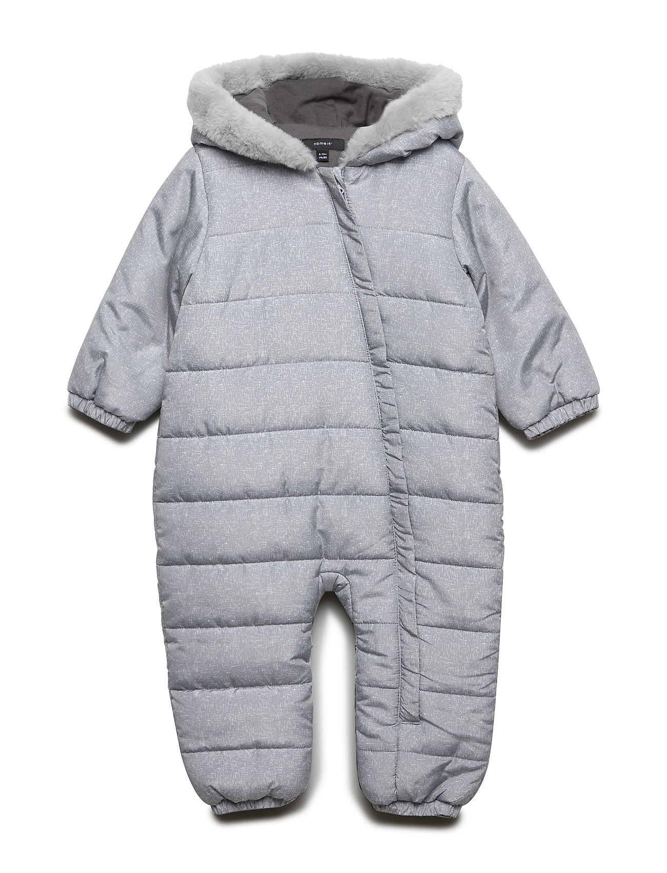 Image of Nbnmoi Suit Outerwear Snow/ski Clothing Snow/ski Suits & Sets Grå Name It (3220881693)