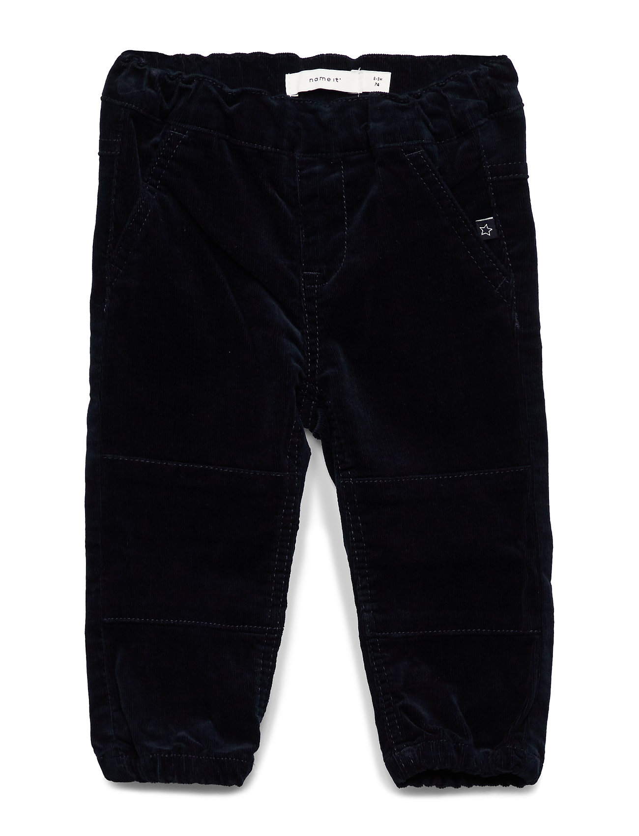 name it NBMBOB CORDACOR PANT BR - DARK SAPPHIRE
