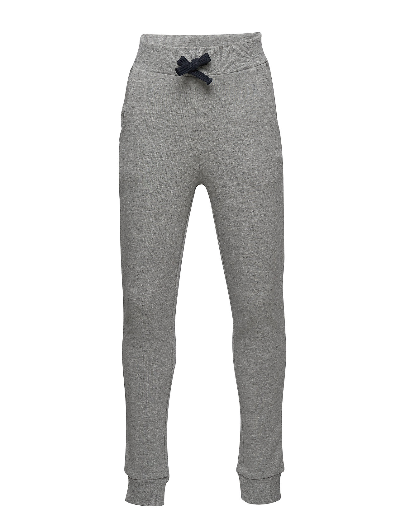 name it NKMBANDITTO PANT UNB CAMP - GREY MELANGE