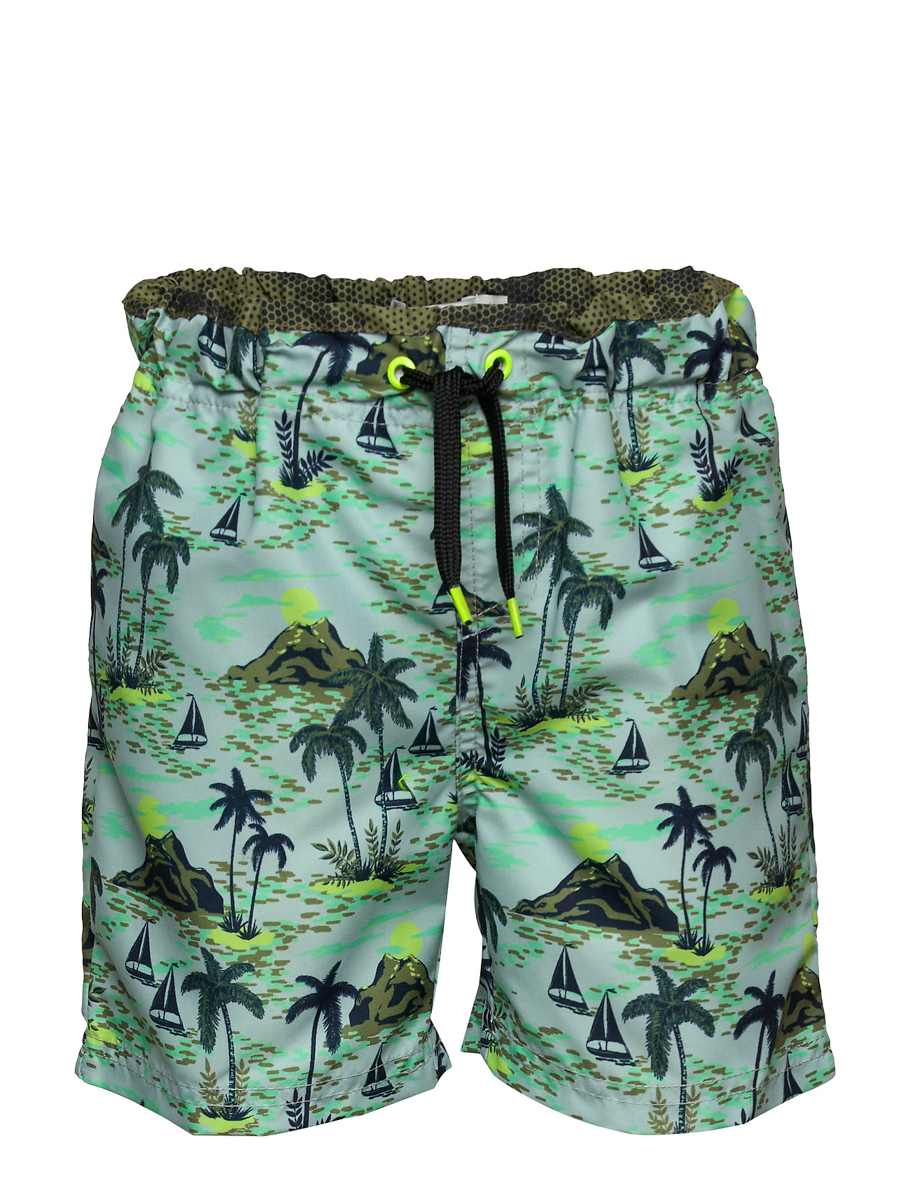 name it NKMZAPPS SHORTS BOX - STERLING BLUE