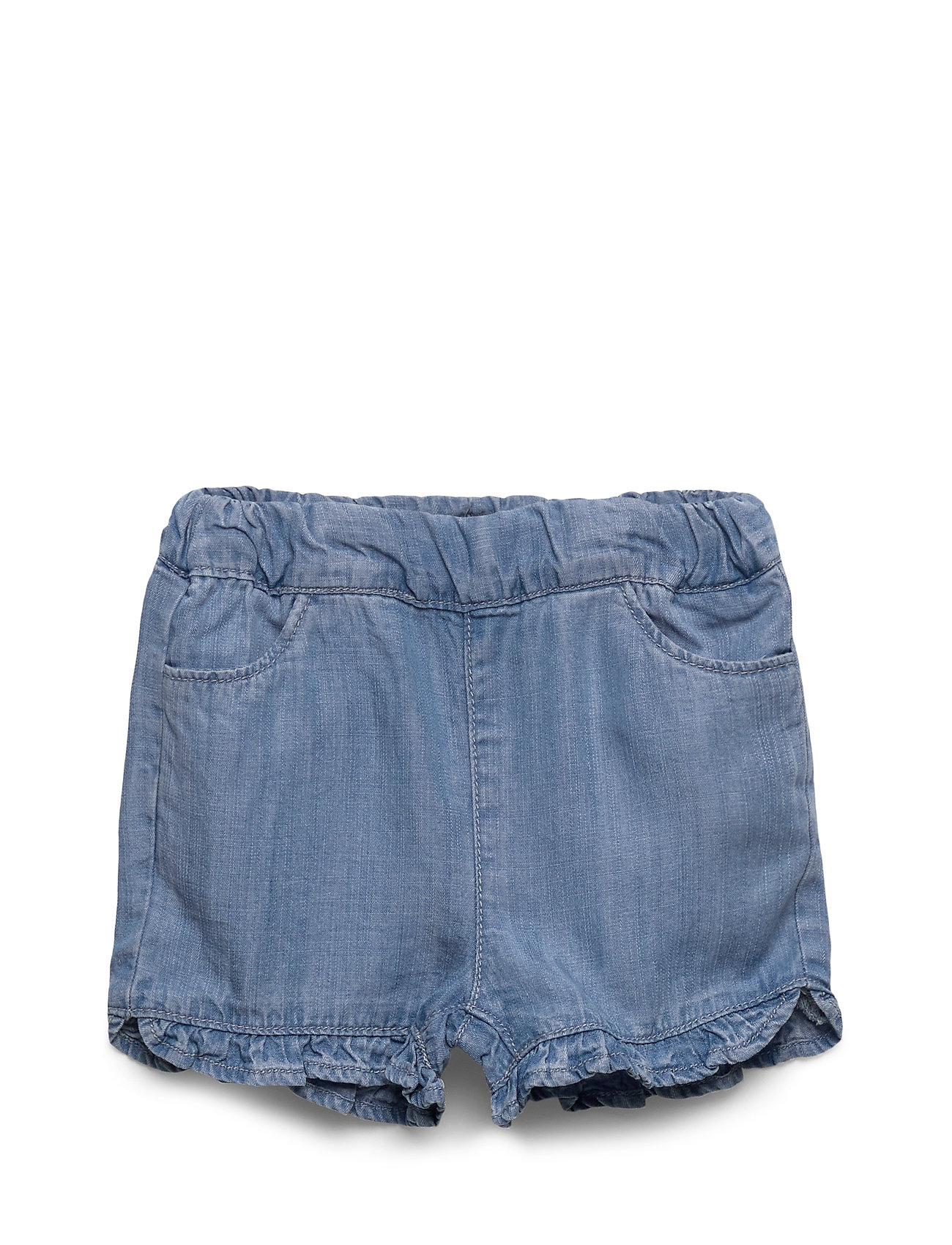 name it NMFDEEDEE SHORTS - DREAM BLUE