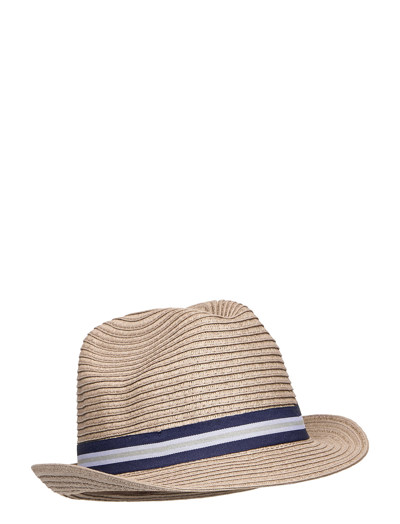 name it NKMACC-DAVIO STRAW HAT - SILVER MINK
