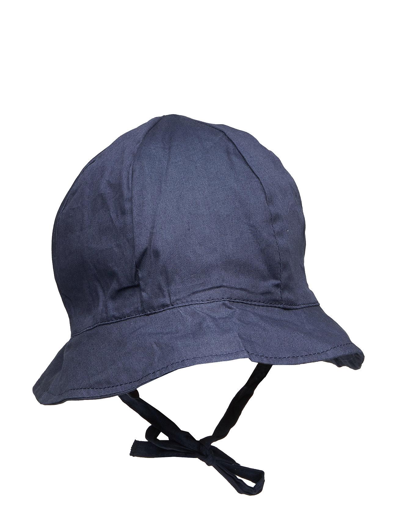 name it NBMZAFYPSI UV HAT W/EARFLAPS - DARK SAPPHIRE