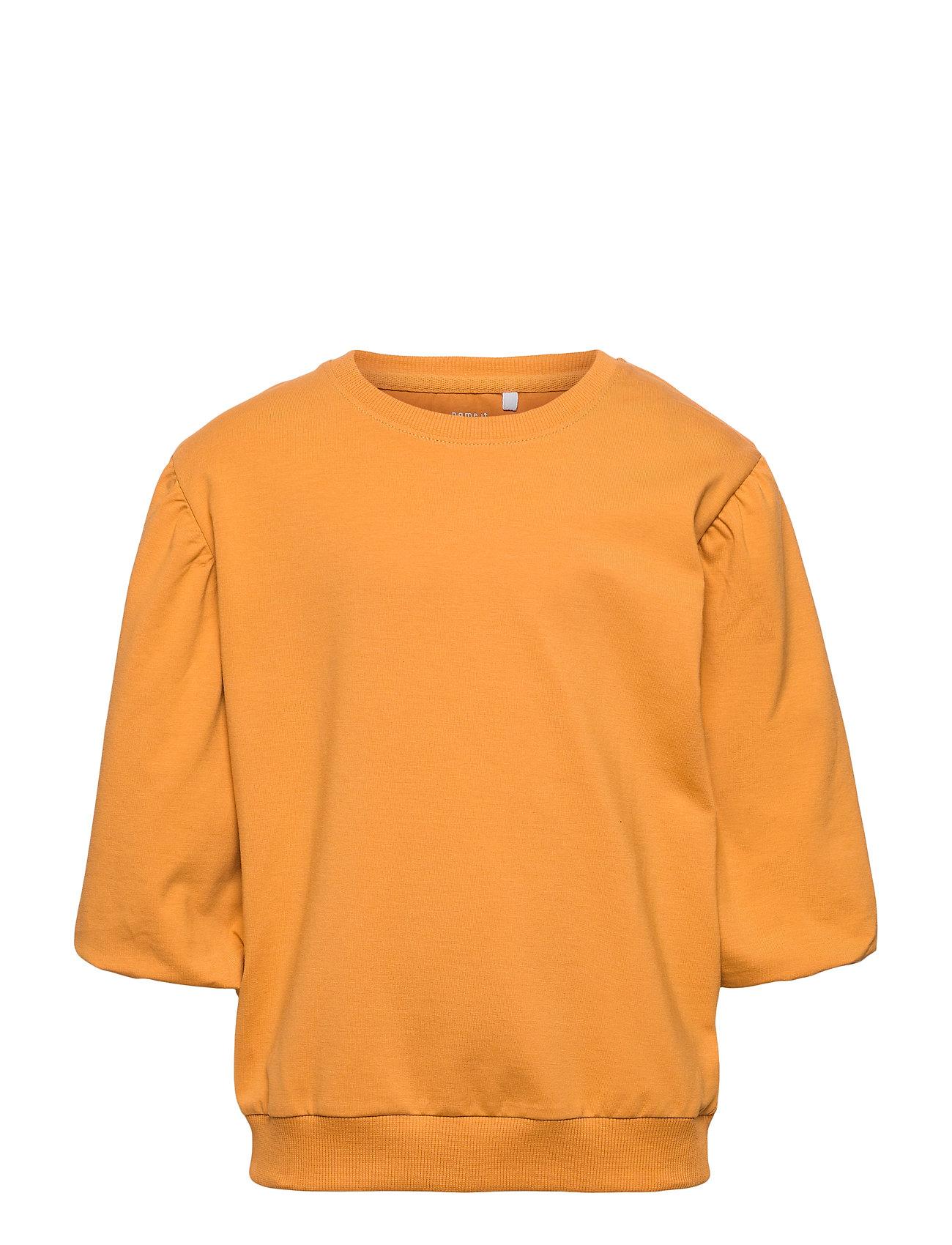 Image of Nkftalitha Ss Top Sweatshirt Trøje Gul Name It (3479931673)