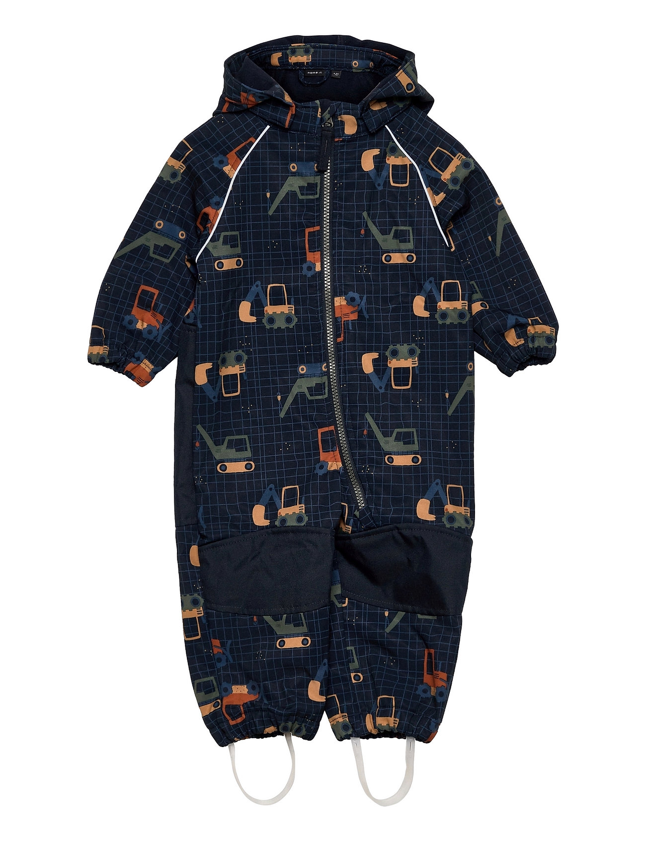 Nmmalfa Suit Crane Fo Outerwear Rainwear Sets & Coveralls Blå Name It