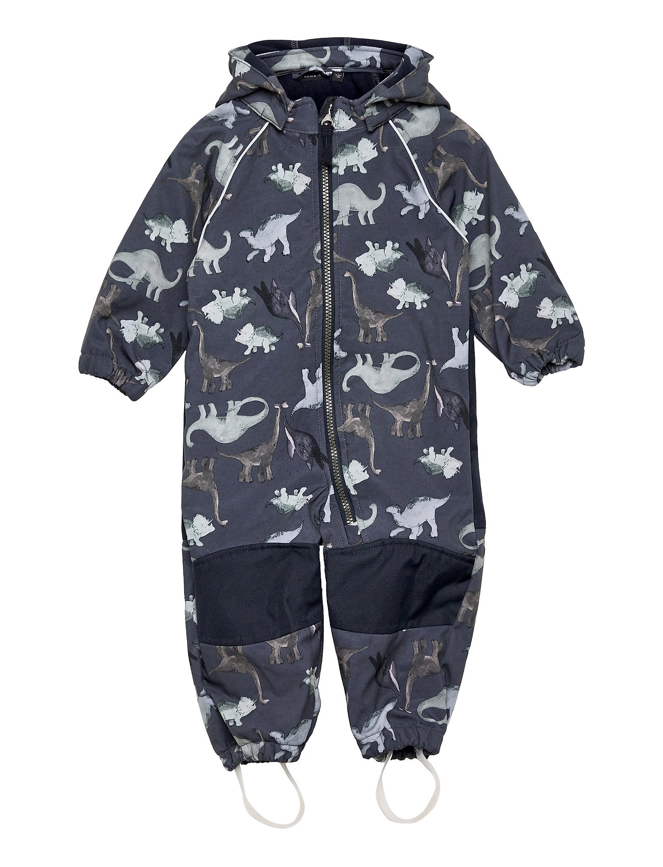 Nmmalfa Suit Dino Fo Outerwear Rainwear Sets & Coveralls Blå Name It