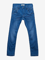 name it - NITCLAS XSL/XSL DNM PANT NMT NOOS - jeans - medium blue denim - 0