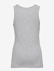 name it - NKMTANK TOP 2P GREY MELANGE NOOS - Ærmeløse - grey melange - 3