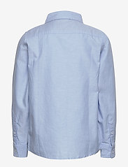 name it - NKMNEWSA LS SHIRT NOOS - chemises - campanula - 1