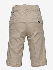 name it - NKMRYAN TWIATICKA SKATER SHORTS CD - shorts - white pepper - 1