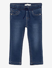 name it - NMMROBIN DNMTHAYERS 2385 SWE PANT - jeans - medium blue denim - 0
