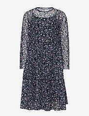 name it - NKFKLARISA LS DRESS - robes - darkest spruce - 0