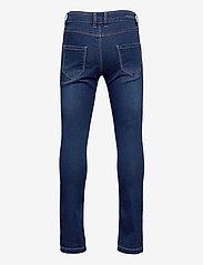name it - NKFSALLI DNMTHAYERS 3391 SWE PANT NOOS - jeans - dark blue denim - 1