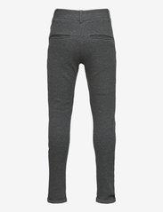 name it - NKMOLSON SWEAT PANT UNB NOOS - jogginghosen - dark grey melange - 1