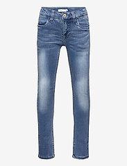 name it - NKMTHEO DNMTAGS 2455 PANT NOOS - jeans - medium blue denim - 0