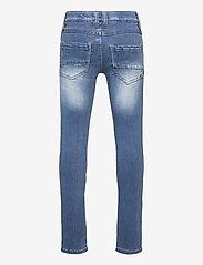 name it - NKMTHEO DNMTAGS 2455 PANT NOOS - jeans - medium blue denim - 1