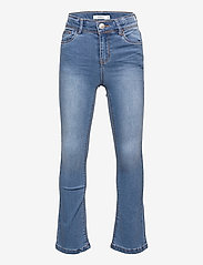 name it - NKFPOLLY DNMTRILLAS 2460 HW BO PANT NOOS - jeans - medium blue denim - 0