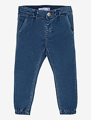 name it - NMFRIE DNMTORAS 2454 PANT NOOS - jeans - medium blue denim - 0