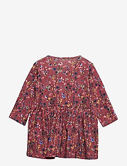name it - NBFTESSIE LS DRESS - kleider - withered rose - 1