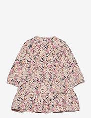 name it - NBFBEATA LS DRESS - kleider - peach whip - 1