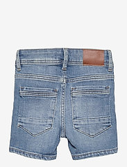 name it - NMMSOFUS DNMBTEXAS 1480 LONG SHORTS BET - shorts - light blue denim - 1