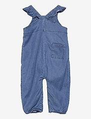 name it - NBFATAS DNM 2489 OVERALL - overalls - medium blue denim - 1