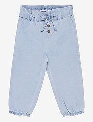name it - NBFBIBI DNMATAS 2489 PANT - jeans - light blue denim - 0