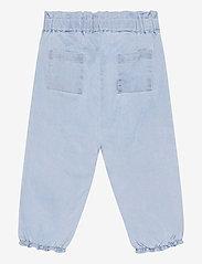 name it - NBFBIBI DNMATAS 2489 PANT - jeans - light blue denim - 1