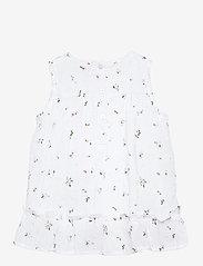 name it - NBFFORA SPENCER - kleider - bright white - 1