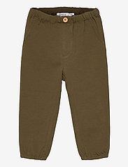 name it - NBMDARIS PANT - jogginghosen - ivy green - 0
