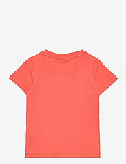 name it - NMFDELFIN SS TOP - t-shirts - persimmon - 1