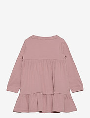 name it - NMFFABBI LS DRESS - kleider - adobe rose - 1