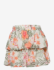 name it - NKFVINAYA SKIRT FF - röcke - bright white - 1
