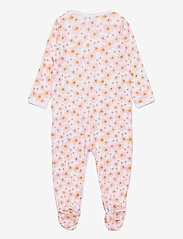 name it - NBFNIGHTSUIT 2P W/F SILVER PINK - langärmelig - silver pink - 2