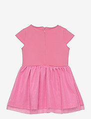 name it - NMFPEPPAPIG MANDY SS DRESS PEP - kleider - morning glory - 1