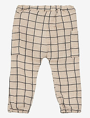 name it - NBMHENRY PANT - kleidung - oatmeal - 1