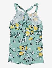 name it - NMFHABEE SL JUMPSUIT - jumpsuits - pastel turquoise - 1