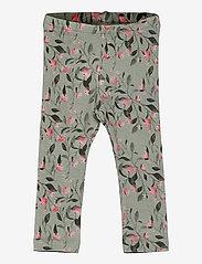 name it - NBFHELENA LEGGING - leggings - desert sage - 0