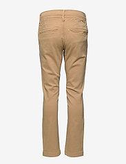 name it - NKMROBIN TWIFRANK CHINO CR - trousers - beige - 1
